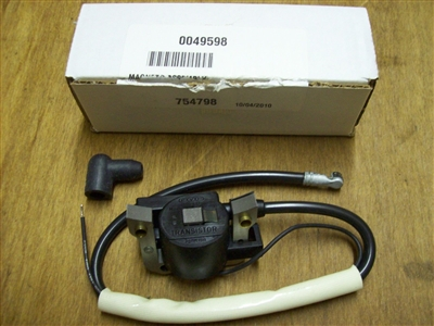 Wacker Bs60y Bs45y Ignition Coil Magneto Fits Bs52y