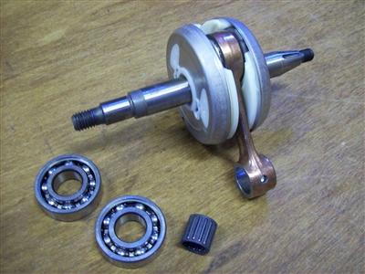 Husqvarna K760 Crankshaft Fits Partner K750 Cutoff Saw